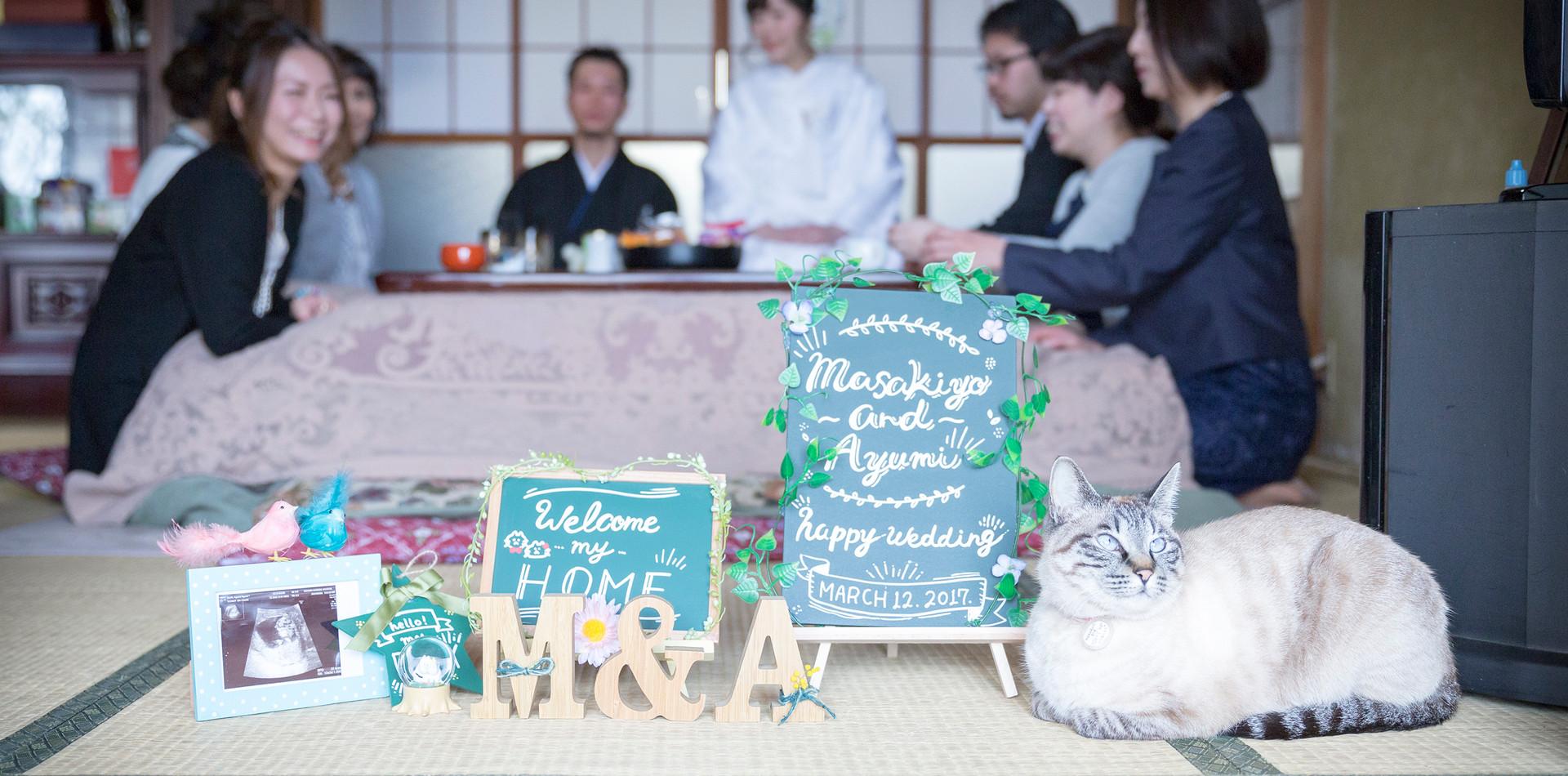 お家で結婚式.JPG