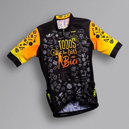 Camiseta Todos los días en bici