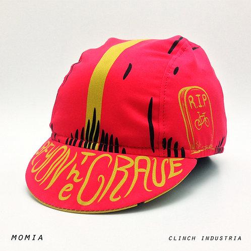 Gorra momia - cap ciclismo