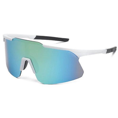 Gafas ciclismo PTC AERO Blanco