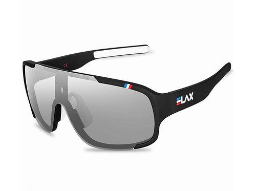 Gafas Ciclismo Fotocromáticas Polarizadas Negro ELAX Wide