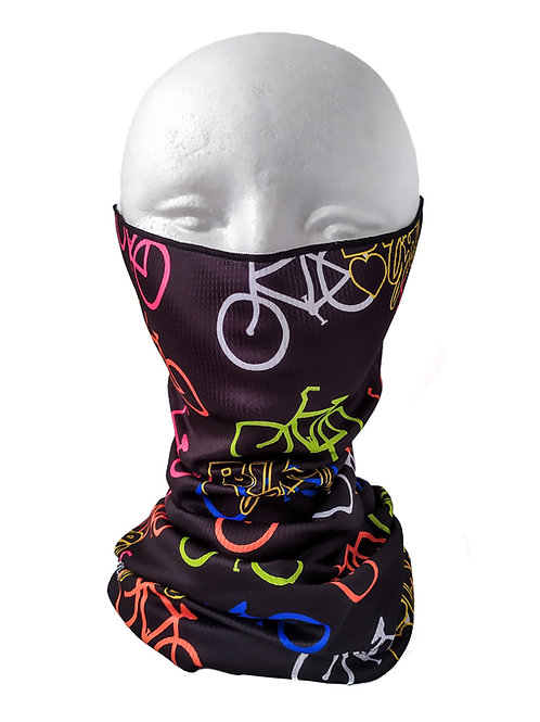 Cuello/buff Torralba Bike Girl Bicis
