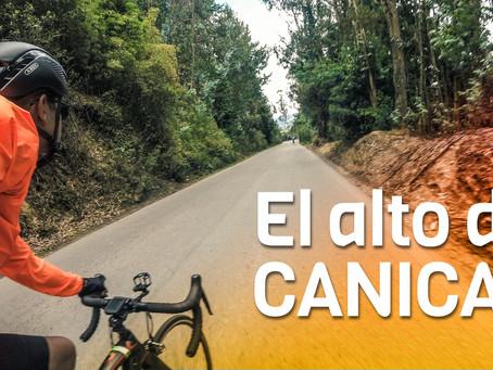 Alto de CANICAS por Subachoque. La ruta en bicicleta MÁS BONITA del occidente de Bogotá