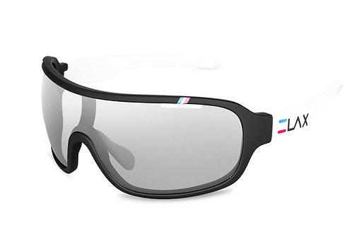 Gafas Ciclismo Fotocromáticas Polarizadas ELAX Bullet BLANCO/NEGRO