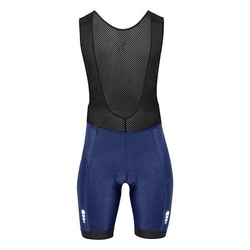 Pantaloneta UP sport Badana en GEL - Azul