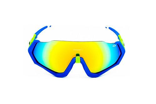 Gafas ciclismo OK Dynamic Azul