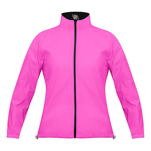 Rompevientos Mujer UP Sports Nova Pink