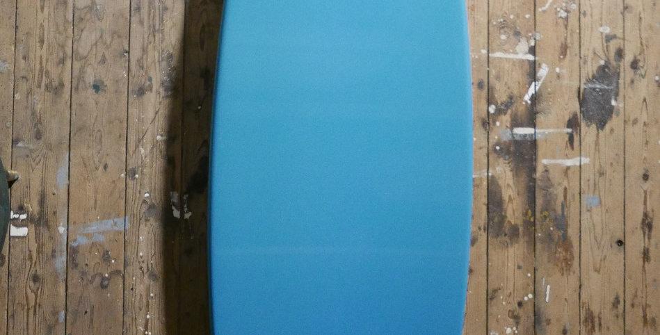"5'11"" Rusty shortboard  surftech 1"