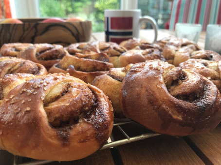 FULLY BOOKED - Norwegian Baking Course: 6 Sep 2020
