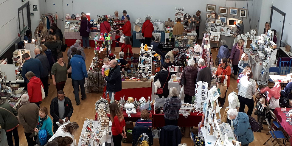 Made In Bradford-On-Avon Christmas Market