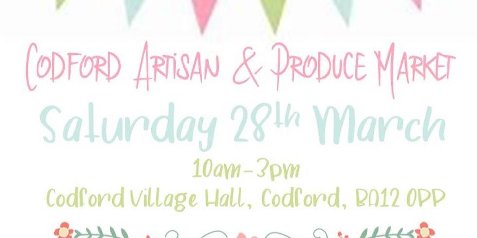 Codford Artisan & Produce Market - postponed