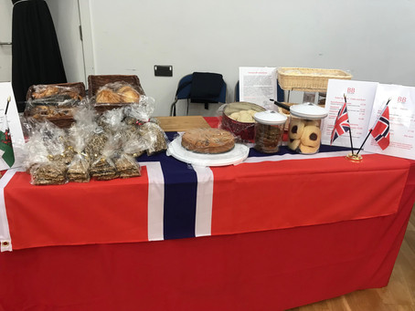 Becky's Bakeri attends Made In Bradford-on-Avon Summer Fair