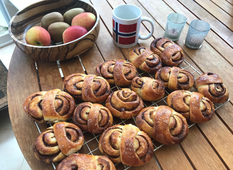 Norwegian Baking Course: 29 March 2020 - CANCELLED