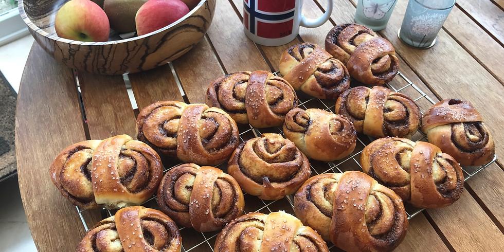 Norwegian Baking Course - postponed