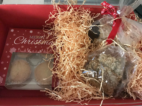 Order your Norwegian Christmas hamper