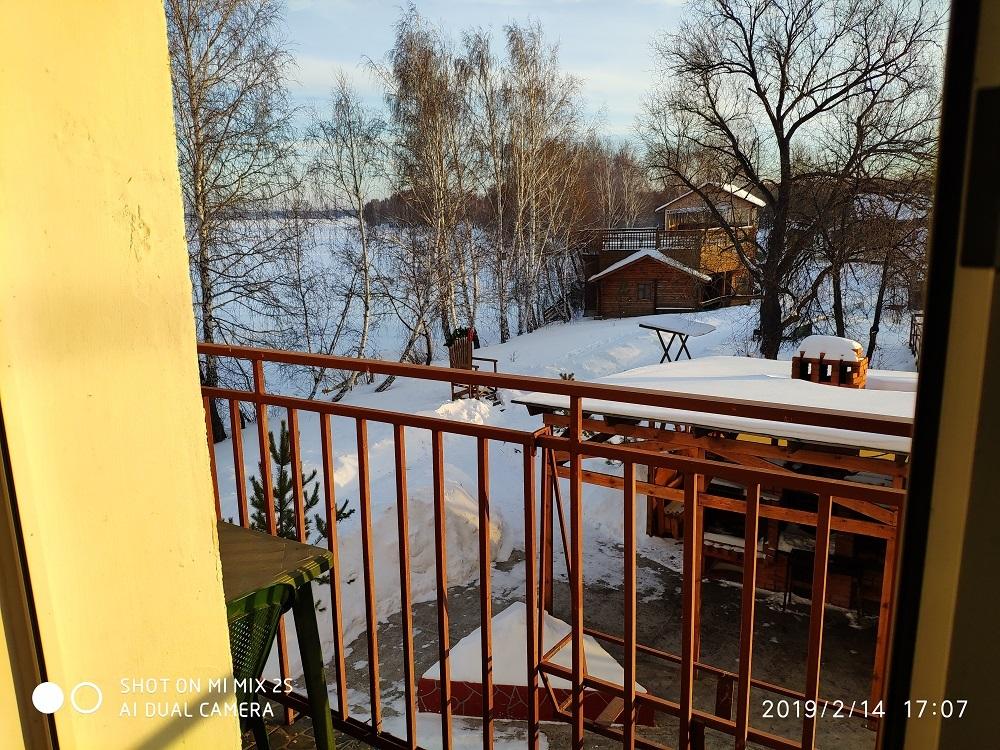 № 201 балкон