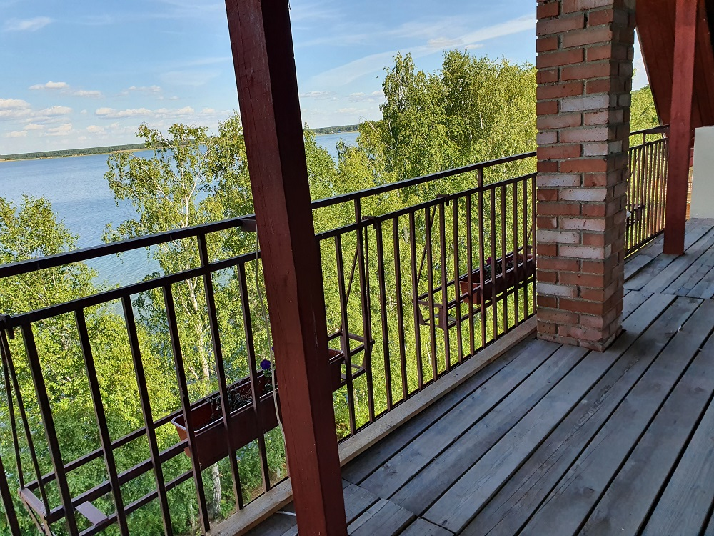 Балкон Лофта