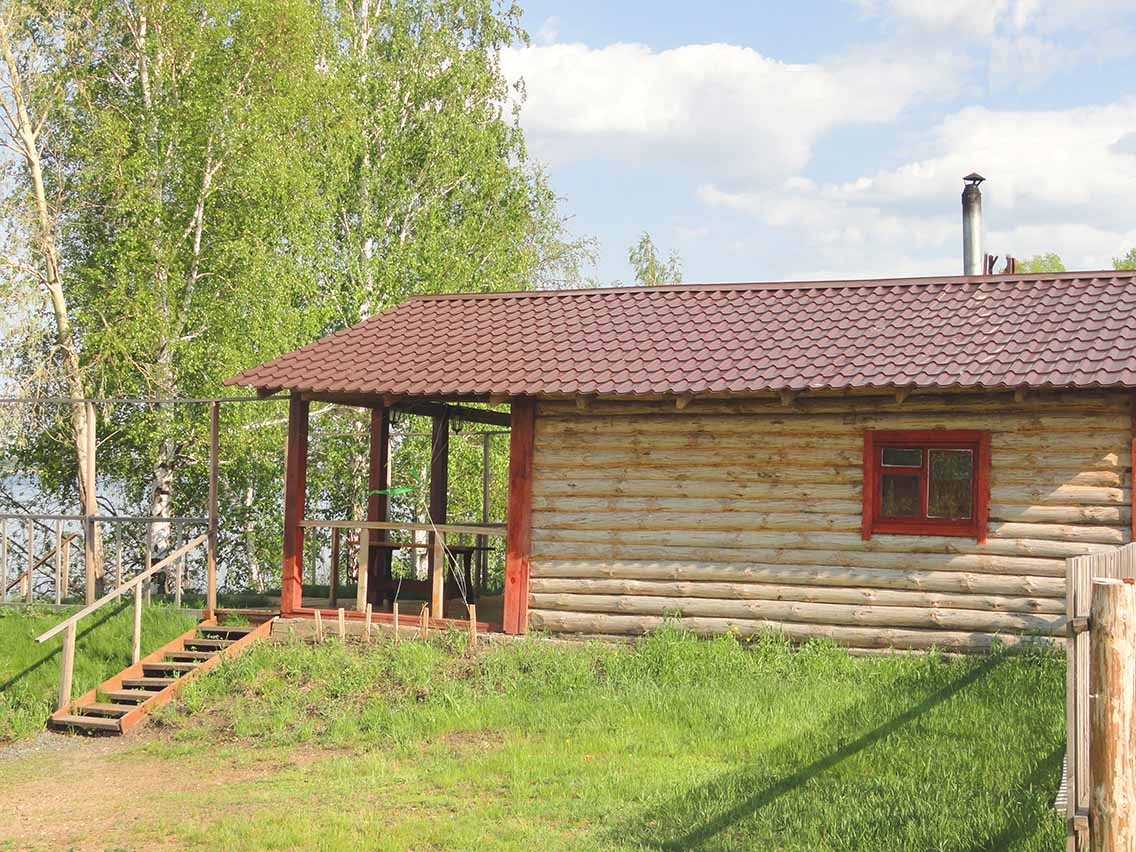 Малая баня-1