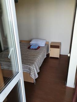 Спальня с балкона