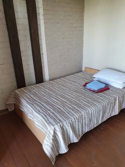 Спальня на первом этаже