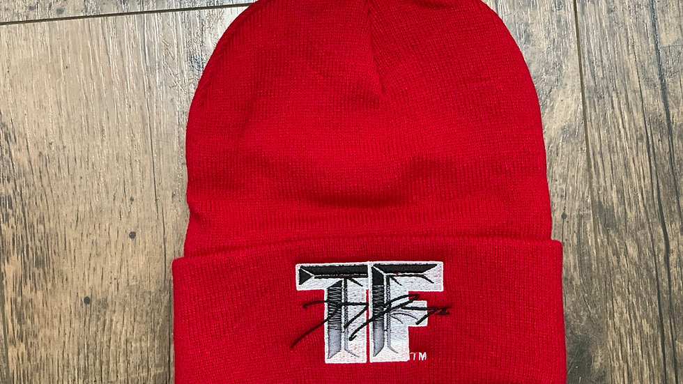 Classic T.F. Embroidered Beanies