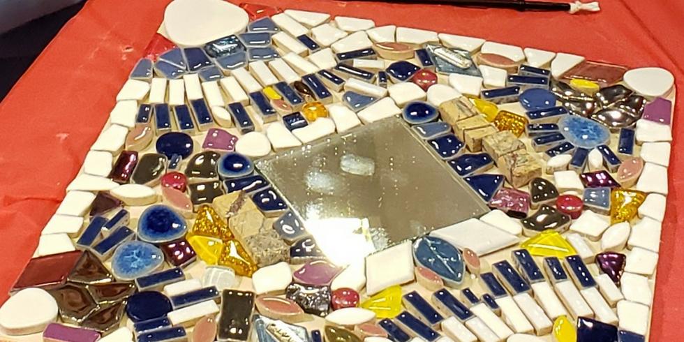 Tessera Mosaic Craft Night - March 6