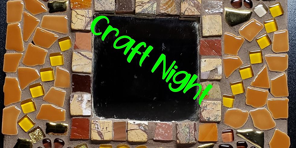Tessera Mosaic Craft Night - Apr 10