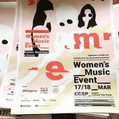 WOMEN'S MUSIC EVENT