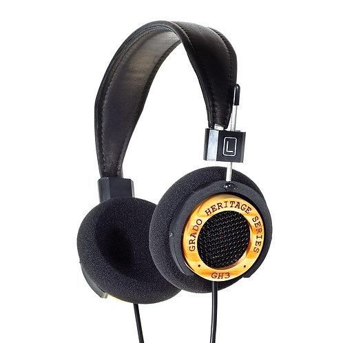 Grado GH3 - אוזניות On-ear מסדרת HERITAGE