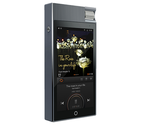 Cayin N5ii MKII - נגן נייד מבוסס אנדרואיד עם בלוטות - Wi-Fi