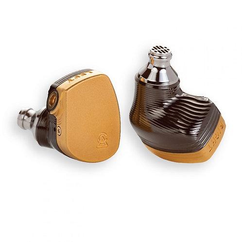 Campfire Audio Solaris - אוזניות IEM היברידיות עם דרייבר דינמי ו-BA מאוז