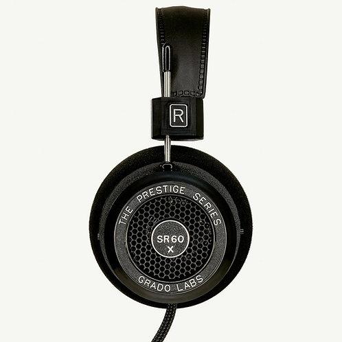 Grado SR60x - אוזניות On-ear מסדרת Prestige