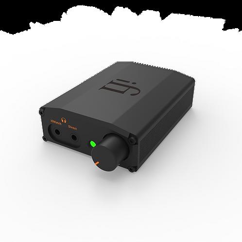 ifi audio Nano iDSD Black Label - ממיר DAC ומגבר אוזניות נייד