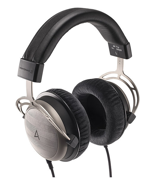Astell&Kern AKT1P by Beyerdynamic - מתצוגה! - אוזניות בטכנולוגית טסלה
