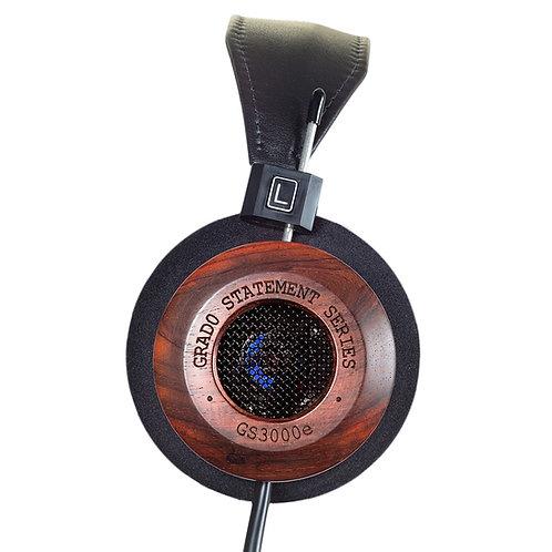 Grado GS3000e - אוזניות Over-ear מסדרת Statement
