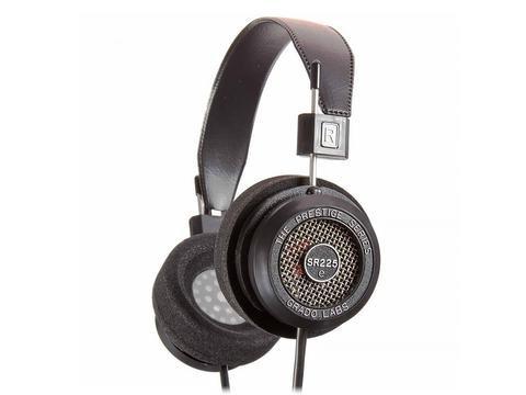 Grado SR225e - אוזניות On-ear מסדרת Prestige