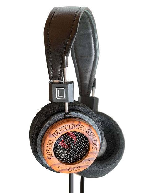 Grado GH2 - אוזניות On-ear מסדרת HERITAGE
