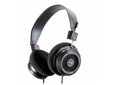 Grado SR80e - אוזניות On-ear מסדרת Prestige