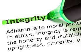 Your Professional Integrity As A Consultant - Do The Right Thing