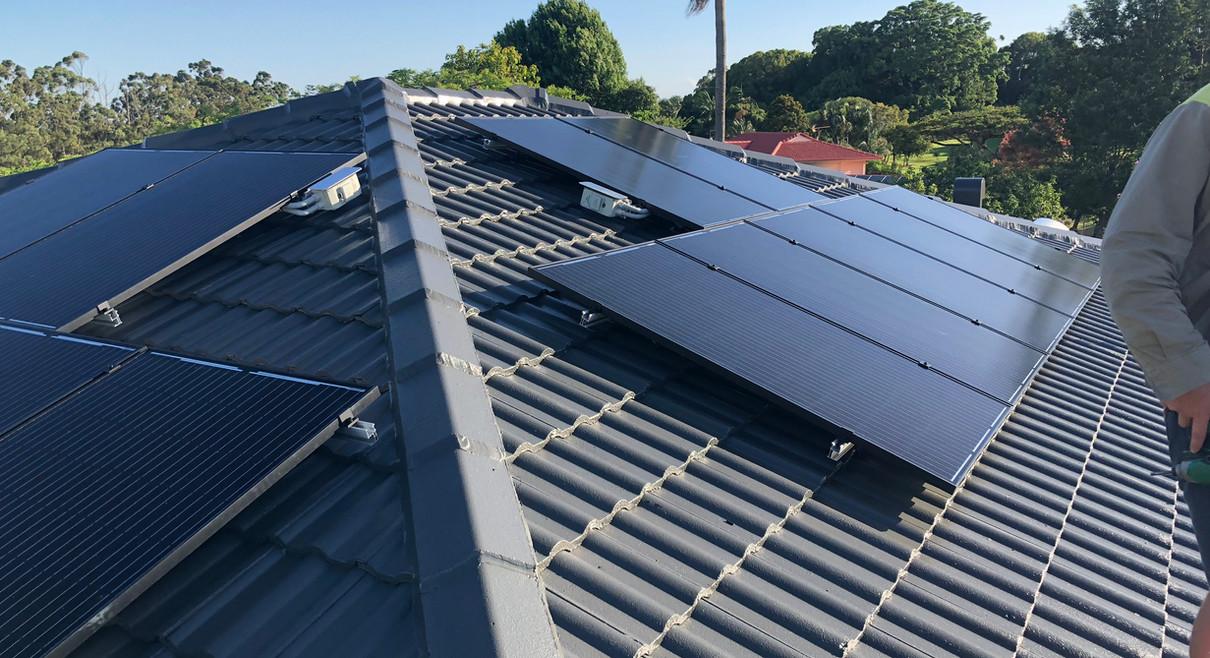 NRSE -Install 6.6kw Solar