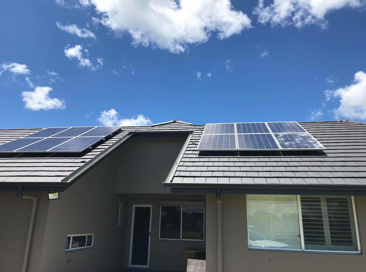 Solar Panels- Hail Damage