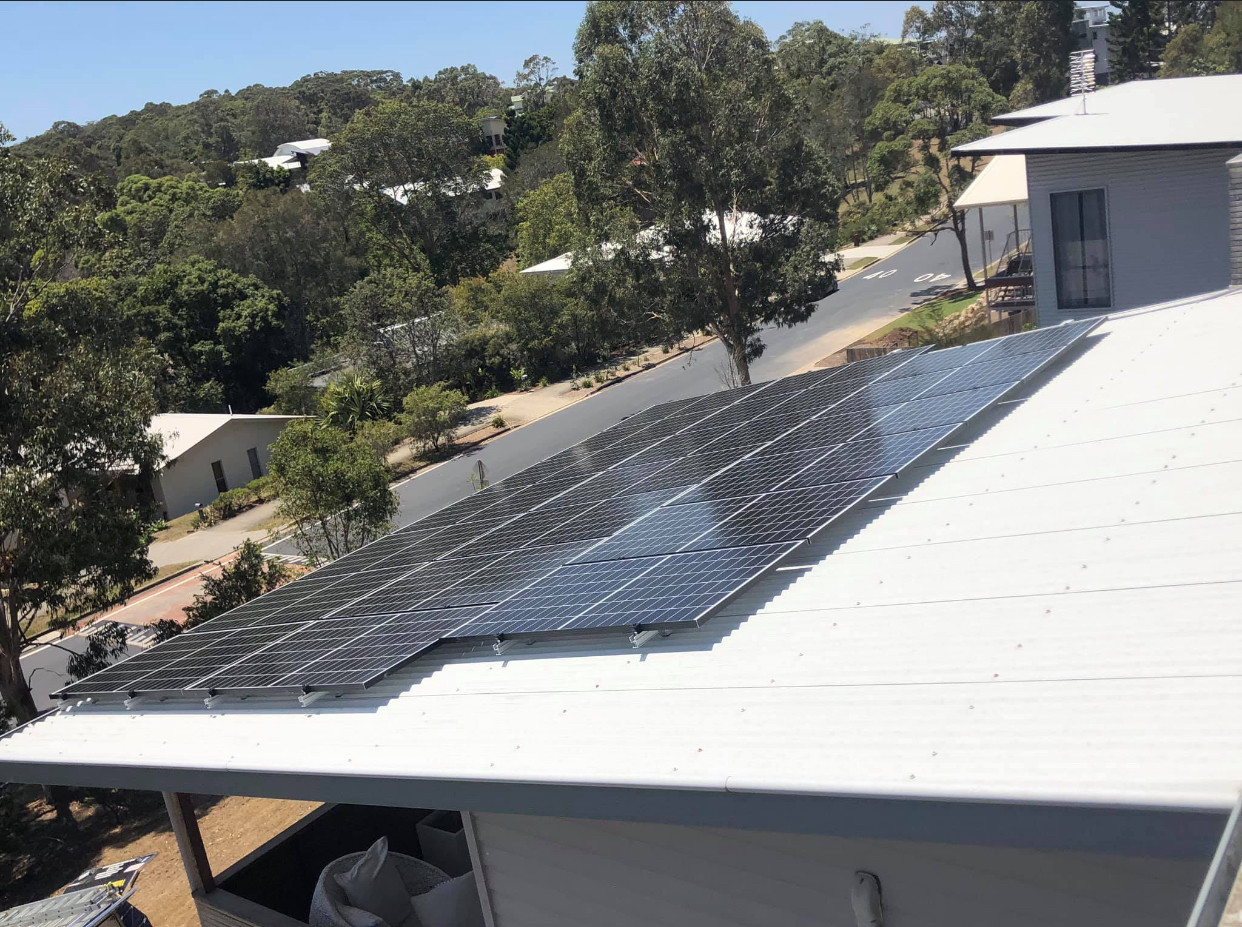 City to Sea - Local Solar Install in Pottsville