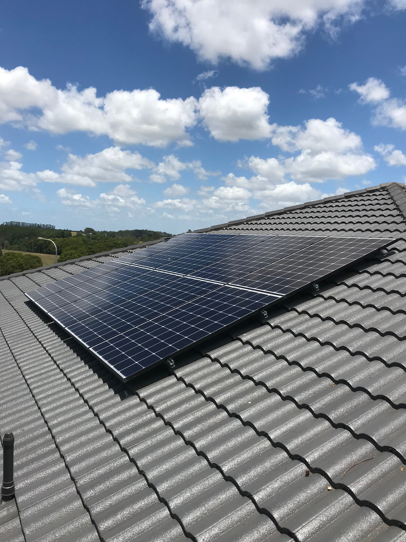 Trina Solar Honey Panels
