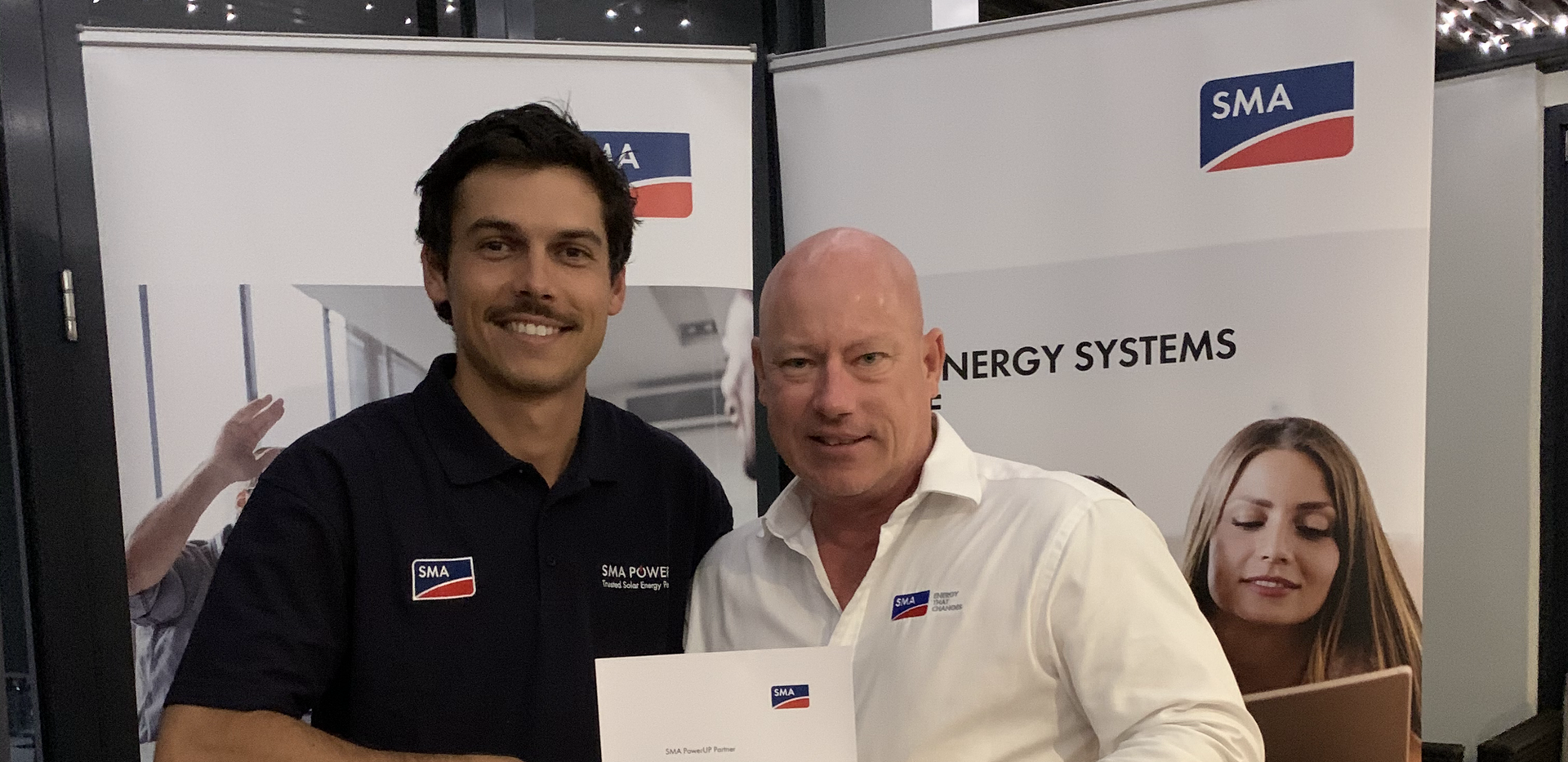 NORTHERN RIVERS SOLAR & ELECTRICAL-is proud to be a PowerUP partner of SMA Australia PTY LTD