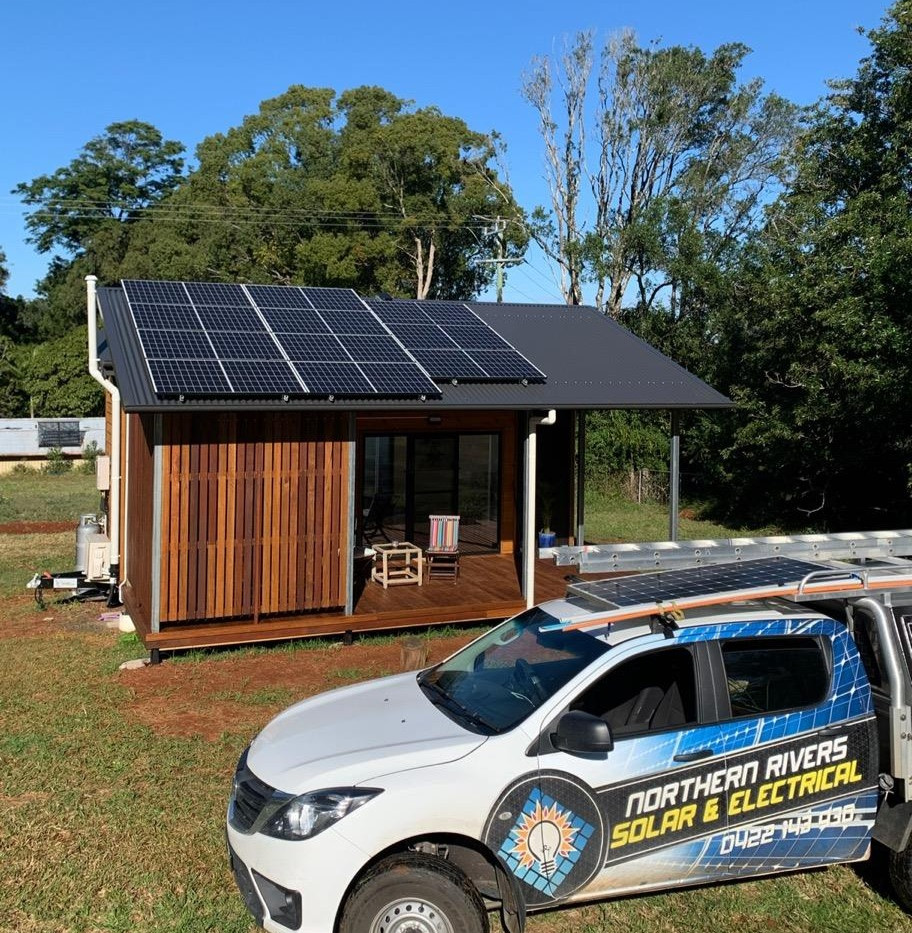 Tiny Home Off grid Project