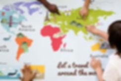 le monde, pays, apprendre, English Apple Club - Cours d'anglais, cours, apprendre anglais, ateliers d'anglais, à domicile, pour les enfants, langues,