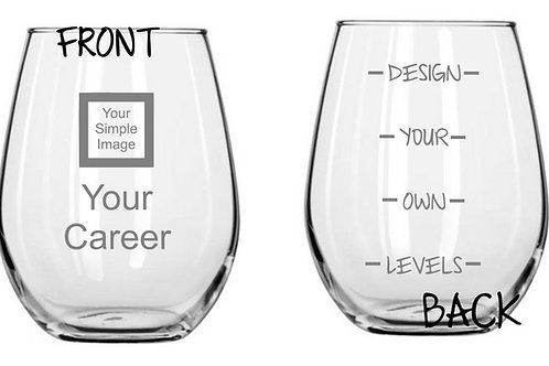 Design Your Own Level Glass