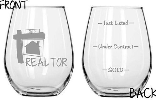 Realtor Glass