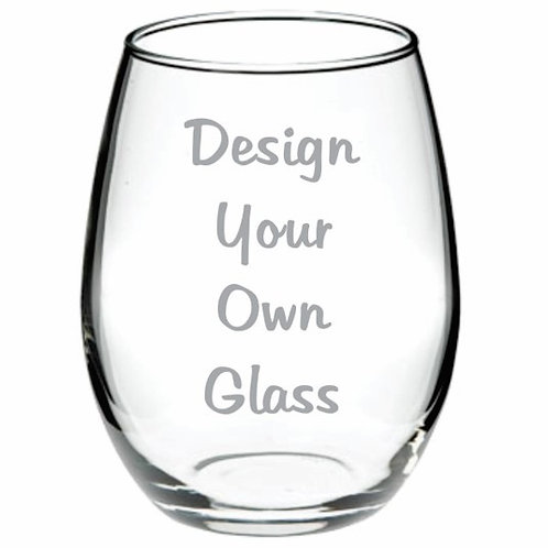 Design Your Own Glass