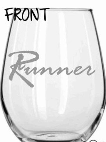 Runner Glass